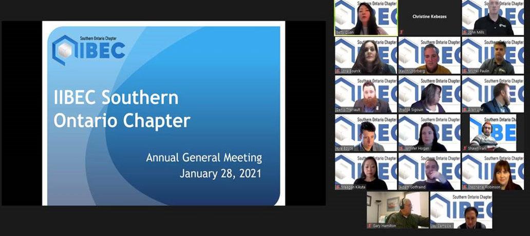IIBEC SOC AGM – January 28, 2021