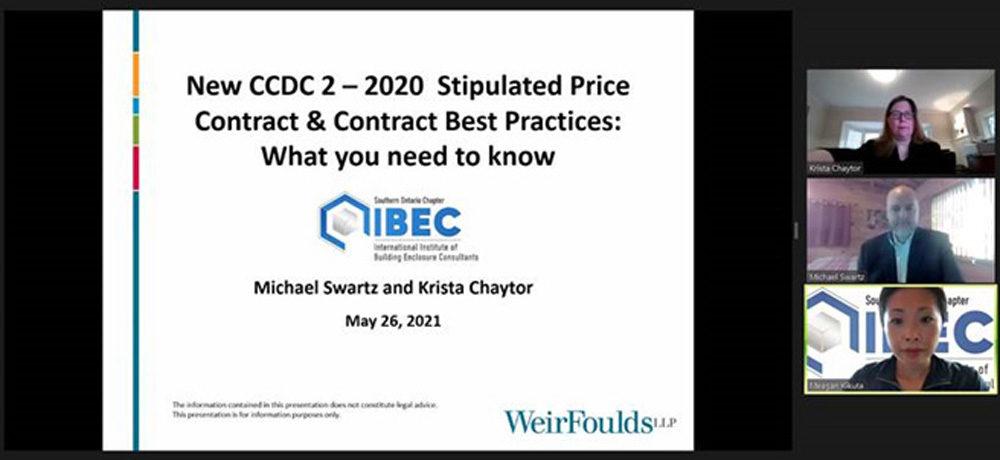 IIBEC SOC Webinar – May 26th, 2021